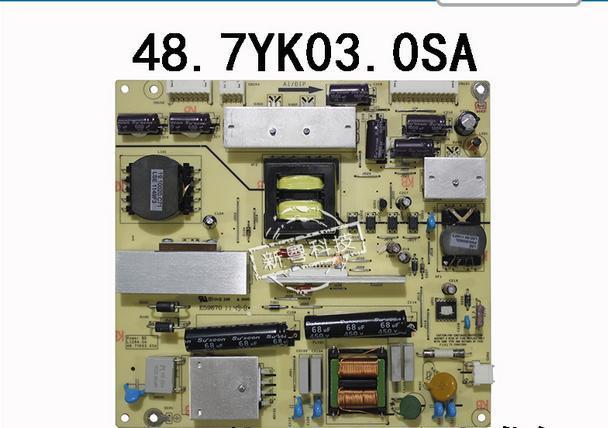48.7YKO3.OSA 48.7YK03.0SA T-con placa lógica PARA LA PANTALLA