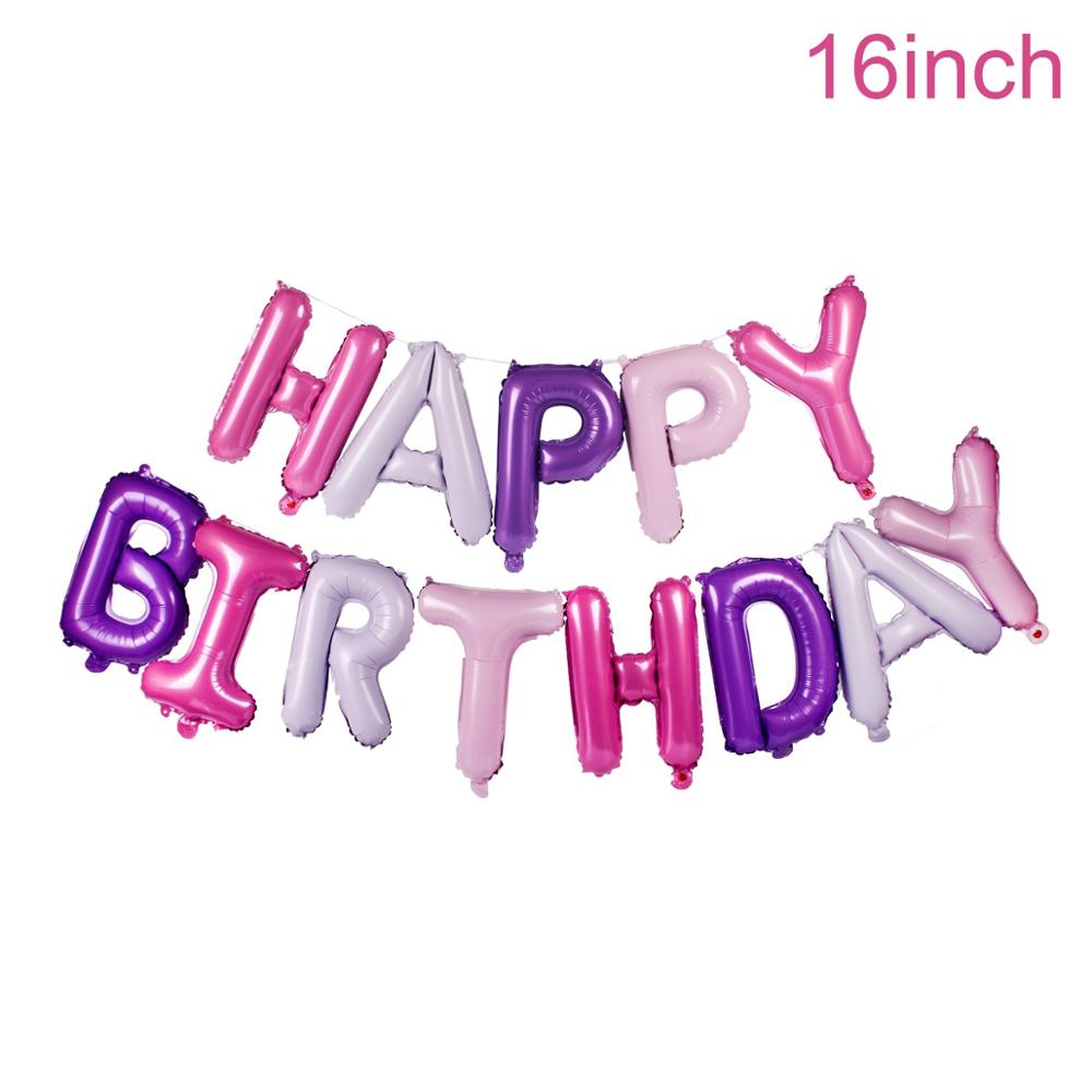 Detail Feedback Questions About QIFU 21 Birthday Balloon Years Decoration 21st Party Decor Forever Girl Adult