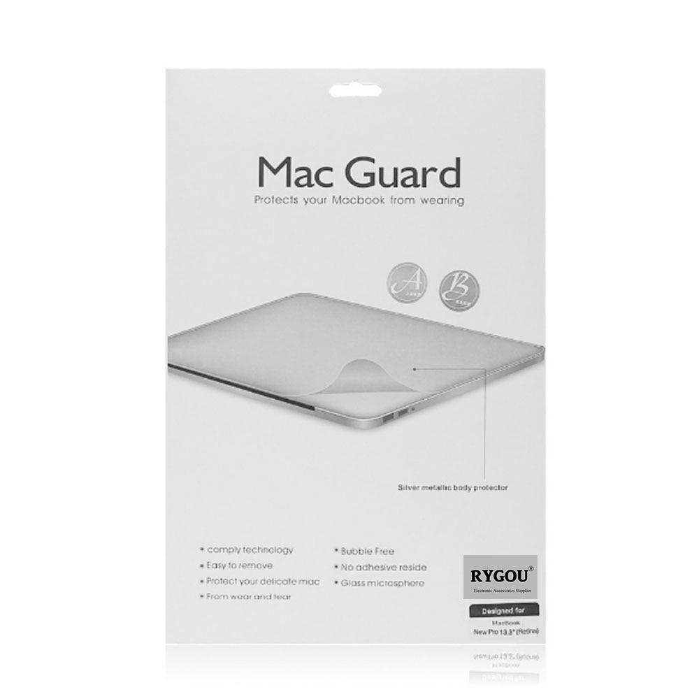 RYGOU Laptop Sticker Decal Guard for MacBook Air Pro Retina - Նոթբուքի պարագաներ - Լուսանկար 4