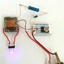 Генератор высокого напряжения повышающий инвертор дуговая катушка зажигания Модуль электронной Сигареты DIY производственный Набор DIY комплект
