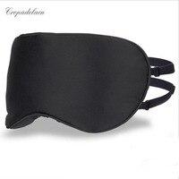 Высококлассная портативная маска для сна в путешествии из 100% шелка, мягкая маска для отдыха, повязка для глаз, горячая распродажа, маска для ...