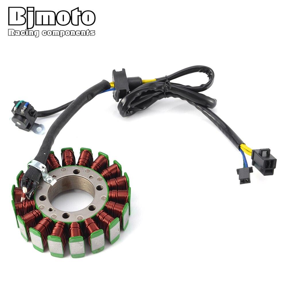 BJMOTO Motorcycle Ignition Stator Coil For Suzuki AN250 Burgman250 AN400 Burgman400 03-06 AN400Z Burgman 400 07-09