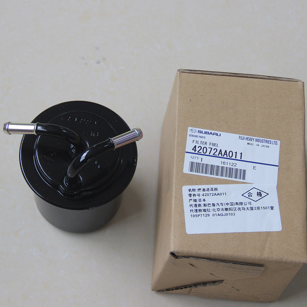medium resolution of aliexpress com buy 42072aa011 new genuine filter fuel fuel filter fits for subaru forester impreza legacy from reliable legacy suppliers on speciai for
