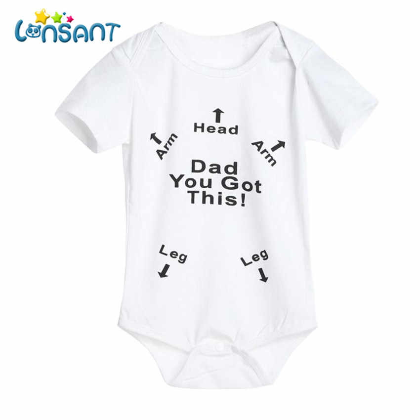 446214493 Detail Feedback Questions about LONSANT 2018 Baby Boy Girl Cotton ...