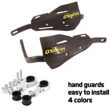 Motorcycle Hand Guard Handguard Protector Handle Protection For 28mm and 22mm handlebar Street Pit Bike ATV Motorcross