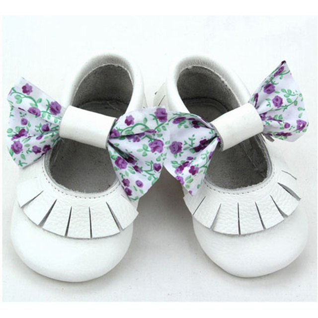 Soft Leather Cute Baby Shoes For Kids Infant Girl Sapato Infantil Menina Boots Baby Bootees Toddler Shoes Moccasins 703133