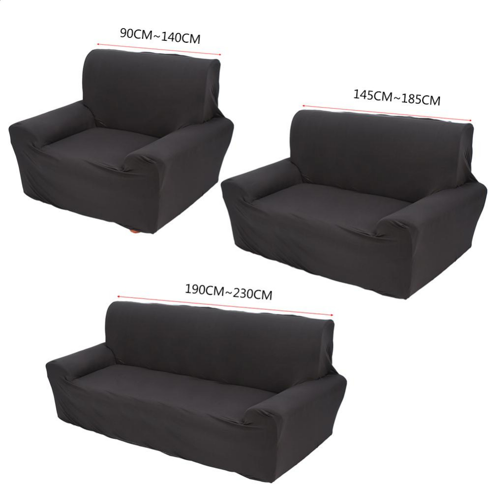 Sofa Cover Protector Stretch Sofa Slipcovers Single Two