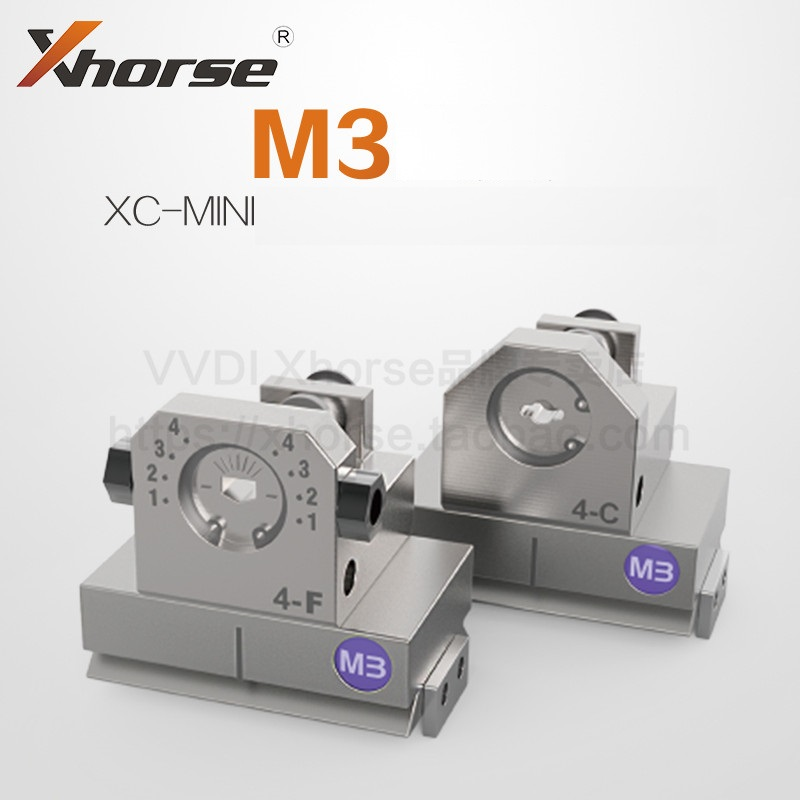 Original M3 For Ford Transit Key Clamp fixtures Citroen fixture For IKEYCUTTER CONDOR Mini XC 007