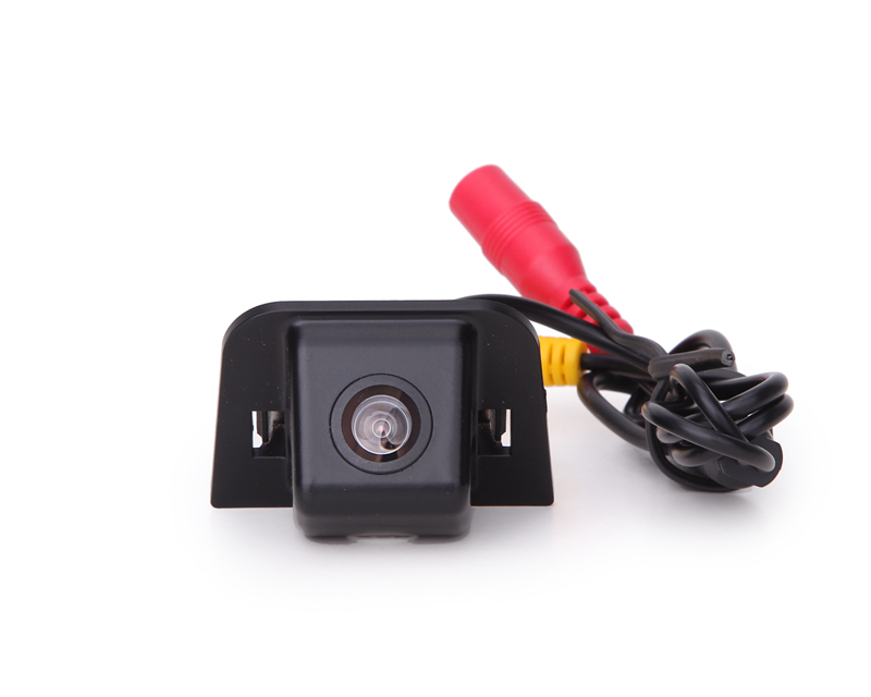 CCD Car Rear view Camera for Toyota Prius 2012 Auto Rear View Backup Review Reversing Parking Kit waterproof Free Shipping image