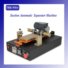 Newest High Quality TBK-958A Suction Automatic LCD separator machine for IPad tablet phone LCD Refurbishment