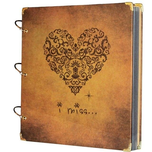 Photo Album Scrapbooking With Scrapbook Storage Boxsupplies And
