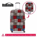 Dispalang thick luggage protective dust cover high waterproof baggage cover travel trolley accessories for 18-30 inch suitcase