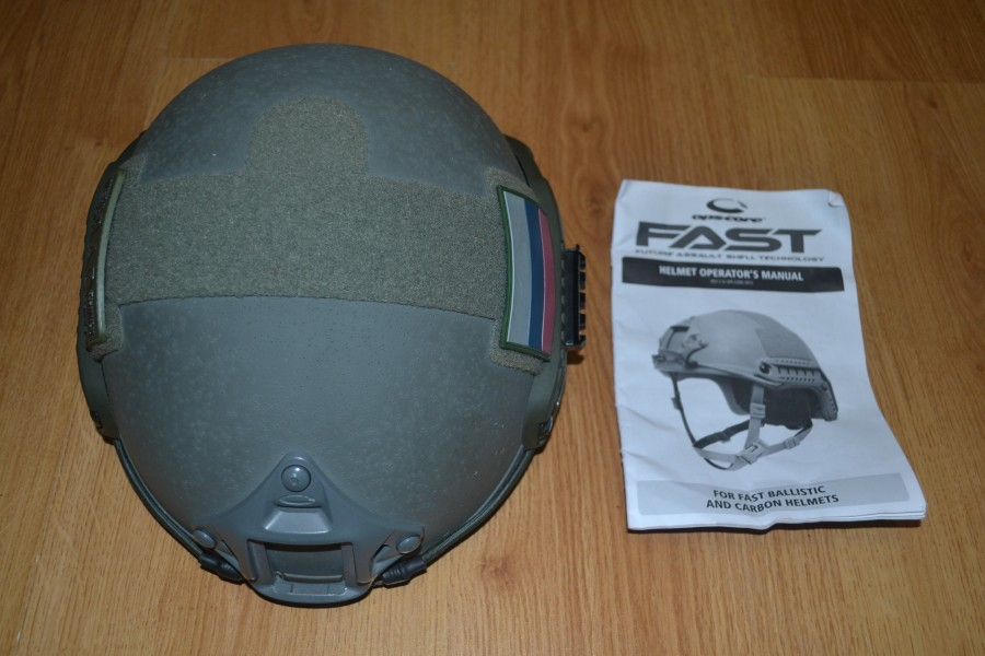 MILITECH Russian Customer's Detailed Comparison Between Our FAST Helmet And USA Made FAST Helmet