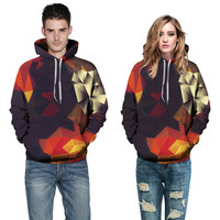 eb3a2ec2c 3D Printing Sportswear 3d Hoodies Sweat Shirts Hooded Men Women Couple With  Hat Autumn Winter Loose
