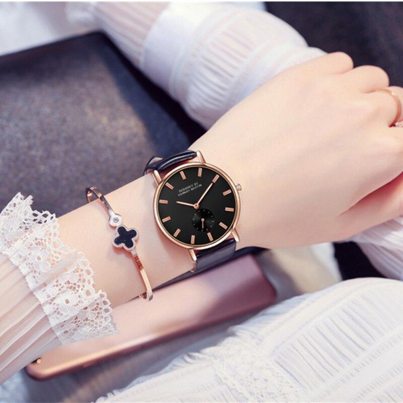 Hannah Martin Top Brand Luxury Wrist Watch Women Watches Fashion Women's Watches Clock Saat Montre Femme Bayan Kol Saati