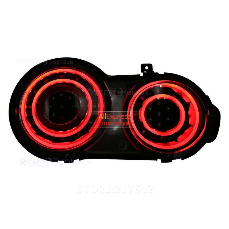 Nissan GTR LED TL- (2)