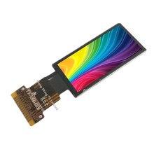 Цветной дисплей 0,96 дюйма, 13pin ST7735S LH096TIG11, подсветка, 0,96 дюйма, 80x160, точечная матрица, стандартный OLED экран 0,96 дюйма
