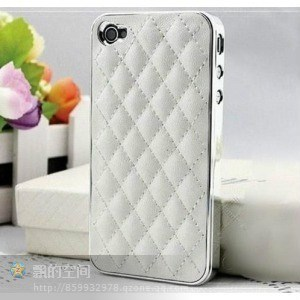 Case for 4S Cell phone case for iphone 4 Fashon Luxury Design Back Designer Cover and Leather Case for iphone4