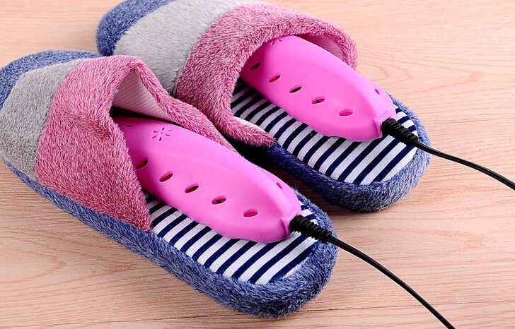 220 v Schoenen Droger Verwarming Heater laarzen Schoeisel Draagbare Ontsmettingsmiddel Schoenen warmer voor kind kinderen en volwassen WYQ