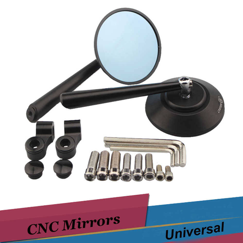 Cafe Racer Motorcycle Mirrors