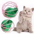 Animal doméstico Del Gato Gatito Precioso Regalo Divertido Juguetes Del Juego Del Ratón de Bola Mejor Juguete para Perro Gato Mascota Suministros
