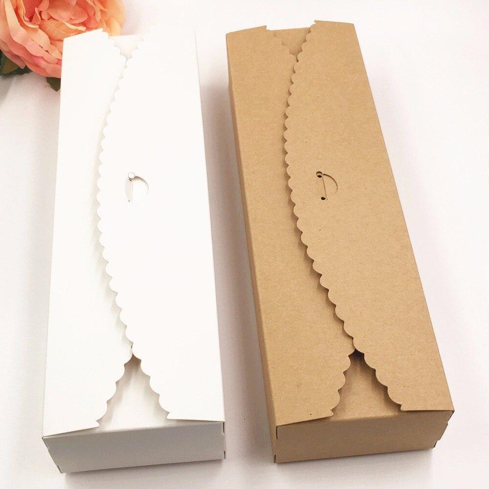 10 teile/los Kraft Geschenk Boxen Papier handgemachte  süßigkeiten/schokolade verpackung box leere lagerung DIY hochzeit kuchen  boxen