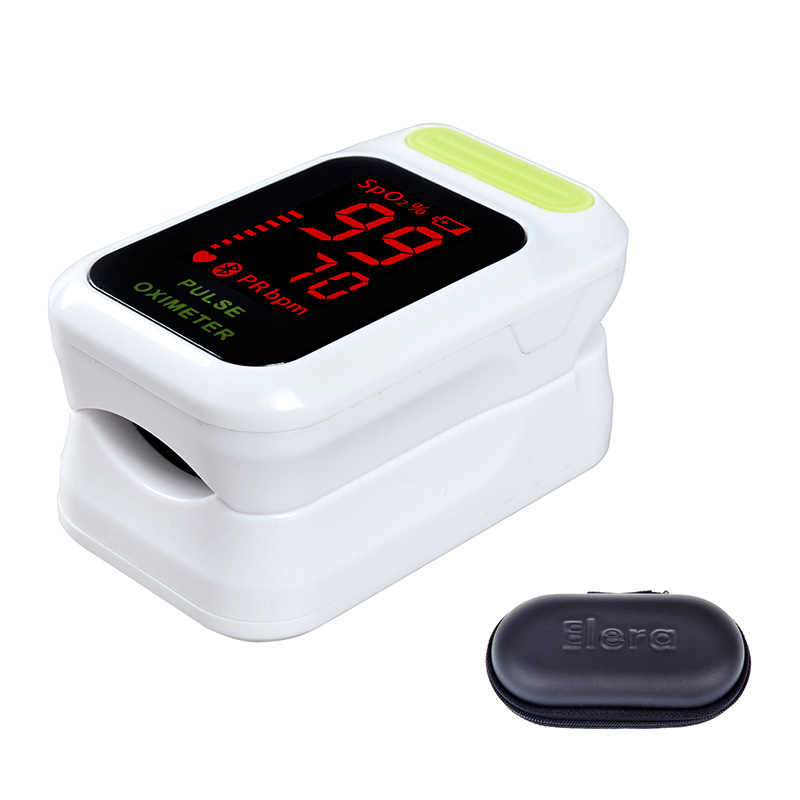 ELERA New Digital Finger Pulse Oximeter Blood Oxygen Saturation SpO2 Monitor SPO2 PR Oximetro de dedo