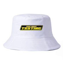 New Album ASAP ROCKY TESTING Bucket Hats Women fisherman hat Summer sun Cap harajuku fashion pop Men panama bucket