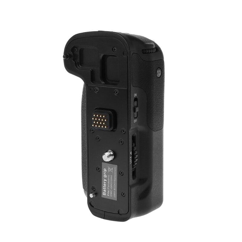 DMW-BGGH3 замена батарея ручка Мощность держатель для Panasonic DMC-GH4 GH3