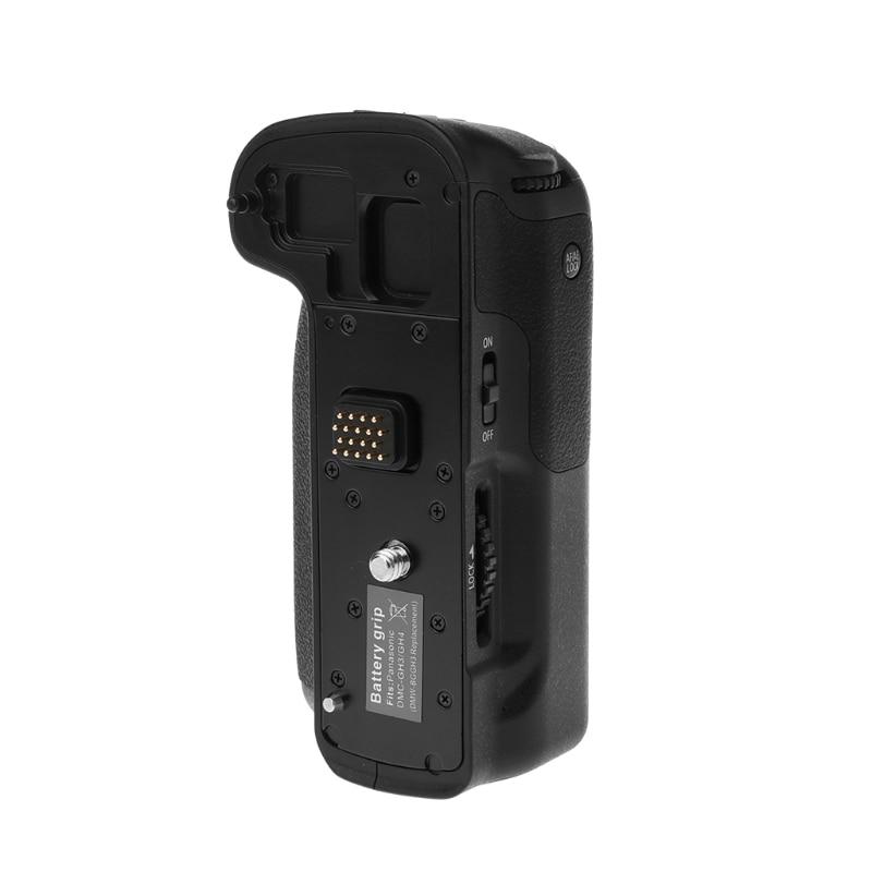 DMW-BGGH3 di Ricambio Battery Grip Impugnatura Detentore del Potere Per Panasonic DMC-GH4 GH3