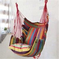 Personalidade criativa ao ar livre pendurado cadeira faculdade dormitório cadeira interior casa rede adulto berço crianças balanço