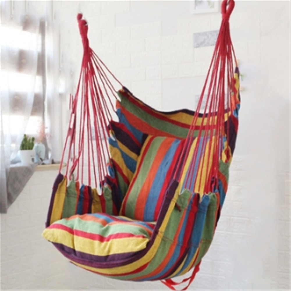 Personality Creative Outdoor Hanging Chair College Dormitory Chair Indoor Household Hammock Adult Cradle Children Swing