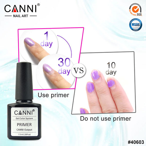 CANNI Base Coat Topcoat High Glossy Tempered No-wipe Matt Top UV LED Foundation Gel Long Lasting Color Lacquer Nail Gel Polish 2