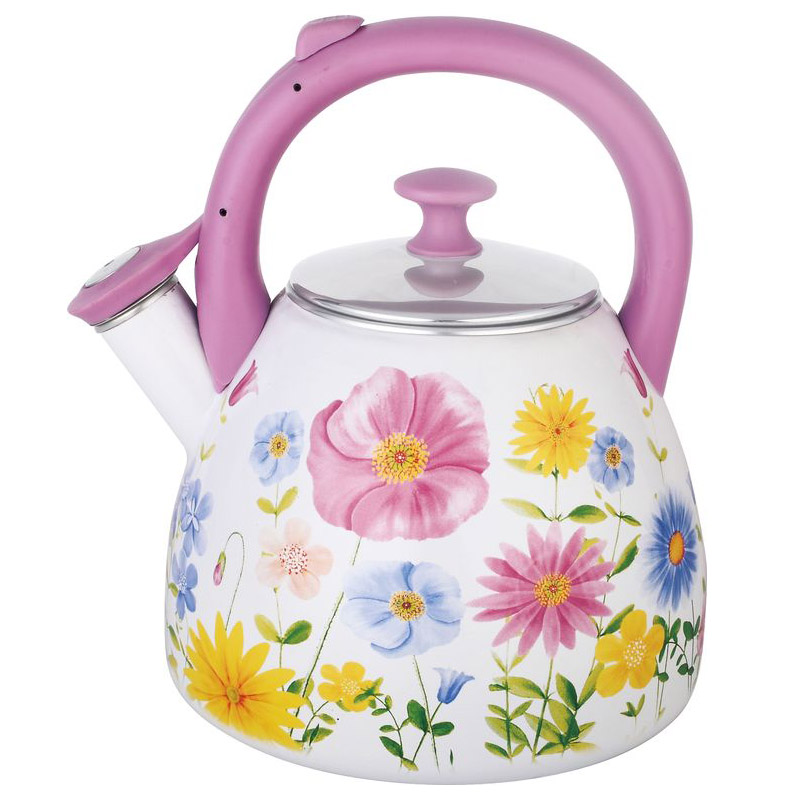 Kettle Чудесница ЭЧ-3005 (Volume 3 L stainless steel, suitable for all types of plates) самовар kelly kettle trekker alumin 0 5 l