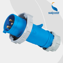 Hot Sales CEE/IEC 3P/16A/IP67 Waterproof Industrial Plugs and & Sockets SP278