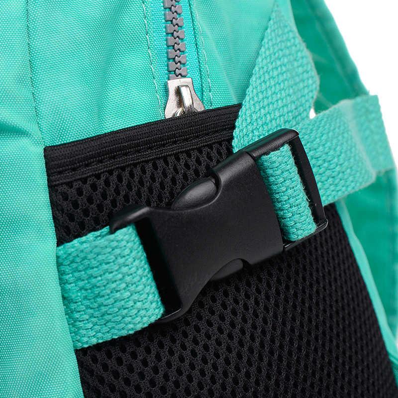 Женский модный рюкзак женский маленький водонепроницаемый нейлоновый рюкзак школьные сумки для девочек-подростков Mochila Feminina дорожная сумка рюкзак