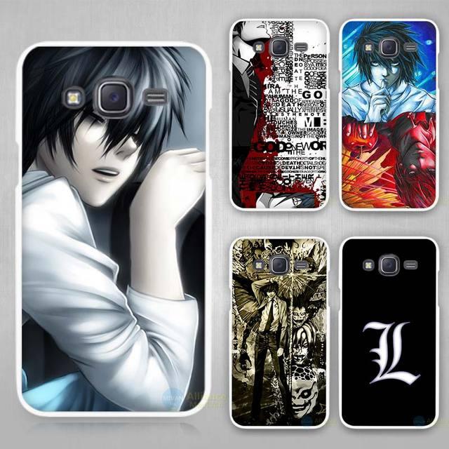 Death Note Hard Case For Samsung