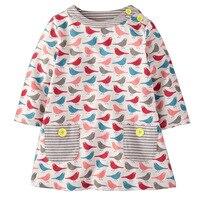 Robe Enfant Girl Dress 2017 Brand Disfraces Infantiles Princesa Kids Clothes Princess Dress Tunic Children Costumes