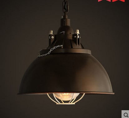 Country Retro Loft Style Edison Vintage Lamp Industrial Pendant Lighting Fixtures For Dinning Room Lamparas Colgantes