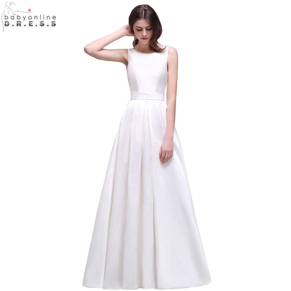 Online Get Cheap White Dresses Evening -Aliexpress.com | Alibaba Group