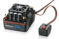 Hobbywing XERUN XR8 Plus 150A Sensored Brushless ESC for 1/8 RC Car Competition