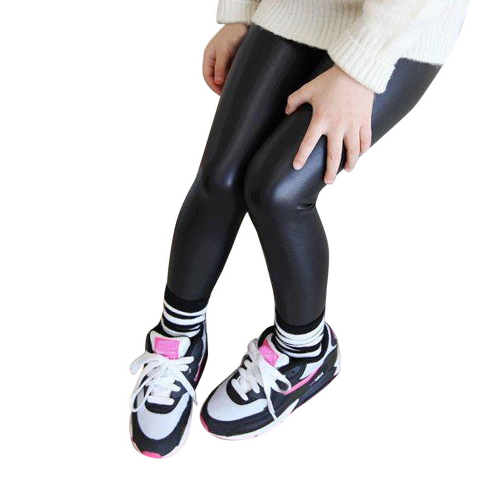 Новый Модная одежда для детей, Детская мода Обувь для девочек Штаны детей Мотобрюки Леггинсы Детские классические детские Обувь для девоче...