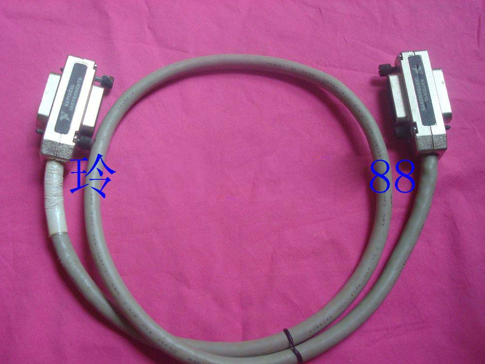[PR] for NI GPIB 763061-01 for NI IEEE-488 cable (Not new,used) [sa]use for u s ni gpib usb a connection cable see figure below only the cable used