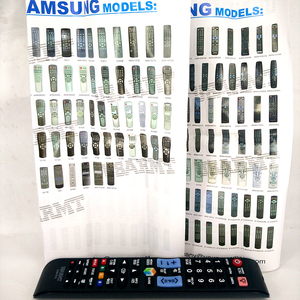Image 4 - New remote control SAM 918 Universal For Samsung TV 3D LCD TV Controle remoto telecomando With NETFLIX AMAZON BN59 0..  AA59 0..