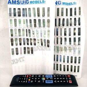 Image 4 - รีโมทคอนโทรลใหม่ SAM 918 Universal สำหรับ Samsung TV 3D LCD TV Controle remoto telecomando NETFLIX AMAZON BN59 0 .. AA59 0 ..