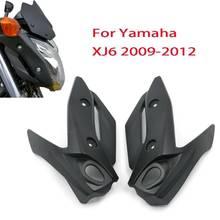 Неокрашенный Мотоцикл левый и правый ABS фара передняя сторона обтекатель для 09-12 Yamaha XJ6 2009 2010 2011 2012