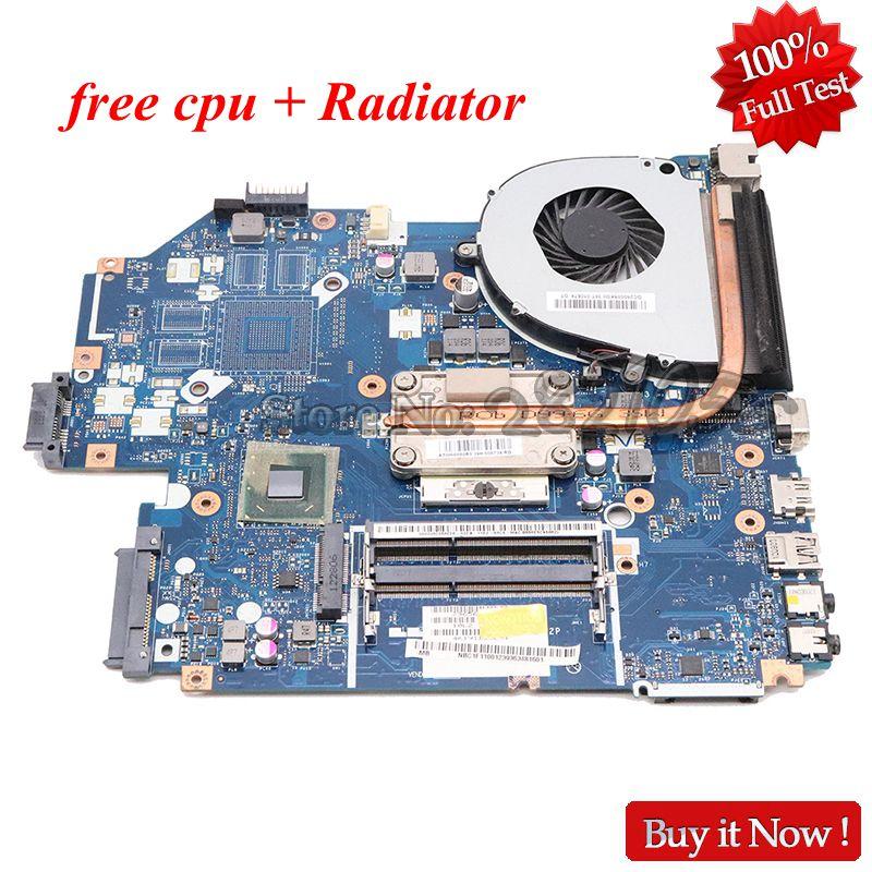 NOKOTION Q5WV1 LA-7912P For Acer V3-571 E1-571G Laptop Motherboard NBC1F11001 NB.C1F11.001 Free CPU + Radiator