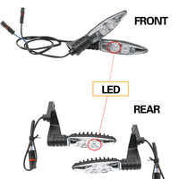 Motorcycle Led Turn Signal Lights Front Rear Indicators For BMW R1200 GS R 1200 GS ADVENTURE K1300 R R800GS F 800 R F800 R