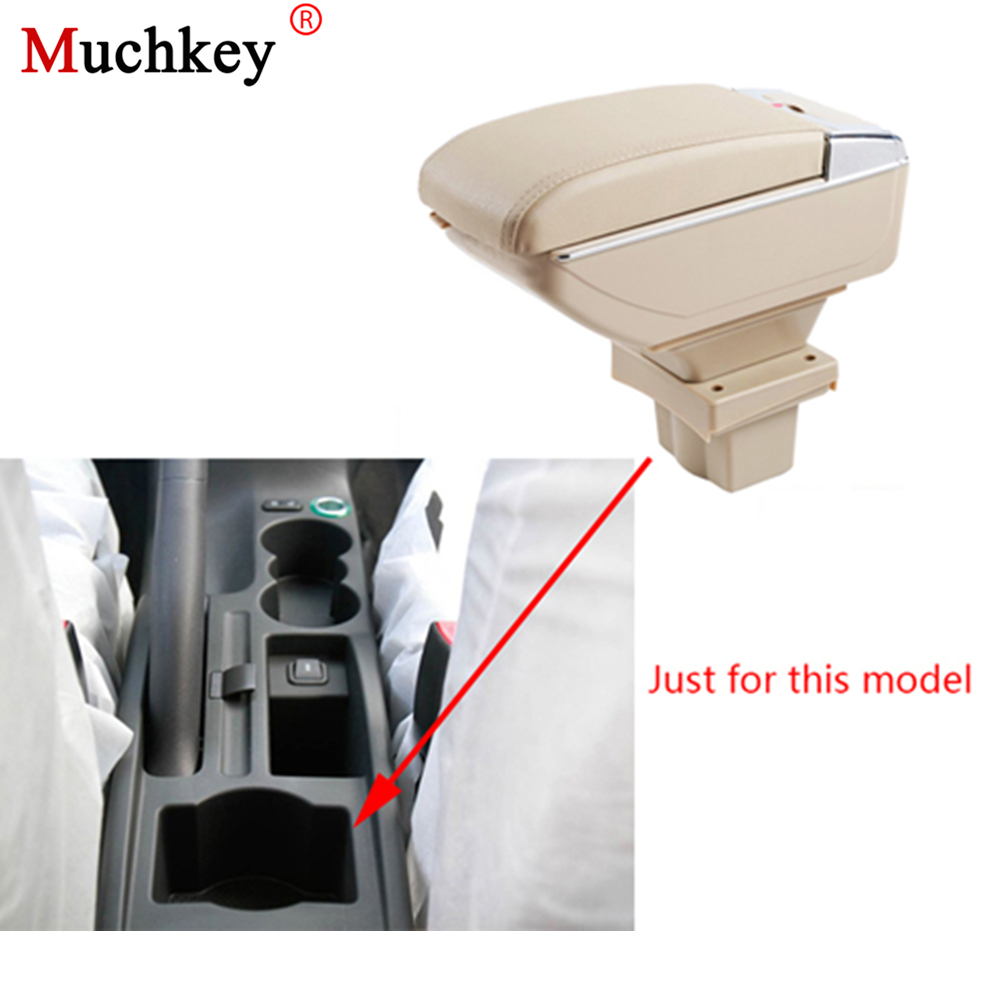 Armrest box For Skoda Octavia A5 Yeti Central Console Arm Store content box cup holder ashtray With Rise and Down Function 07-14 car usb armrest box for skoda fabia 2015 to 2017 central console arm store content box cup holder ashtray rise and down function