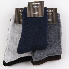 10 piece 5 pairs lot High Quality Men s Wool Socks Winter Cashmere Socks Winter Thickening
